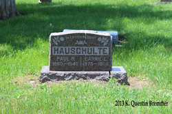 Carrie Lou <I>Mefford</I> Hauschulte