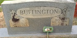 Avas M <I>Savage</I> Buffington