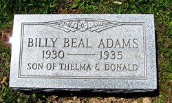 Billy Beal Adams