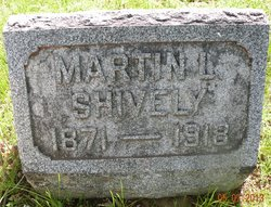 Martin Louis Shively