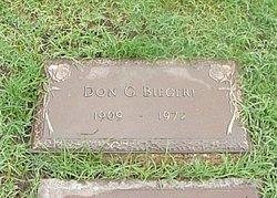 Donald George Biegert