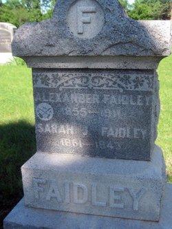 John Alexander Faidley