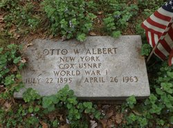 Otto W Albert