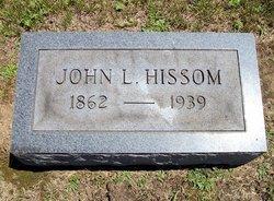 John L Hissom