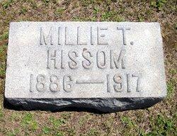 """Mildred T """"Millie"""" Hissom"""