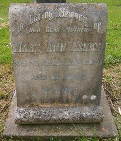 Mary Ann Ashby