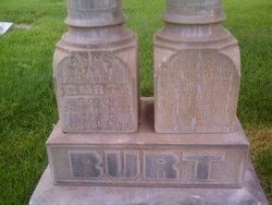Anne <I>Ford</I> Burt