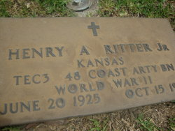 Henry Allen Ritter, Jr