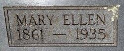 Mary Ellen <I>Whitehouse</I> Elliott