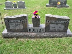 Margie Elizabeth <I>Campbell</I> Bolton