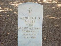 Kenneth George Billeb
