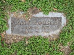 Myrtle Amatee <I>Van Every</I> Carleston