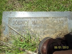 Johncy Manning Gaar