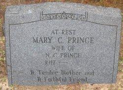 Mary Olive <I>Cox</I> Prince