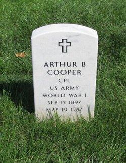 Arthur B Cooper