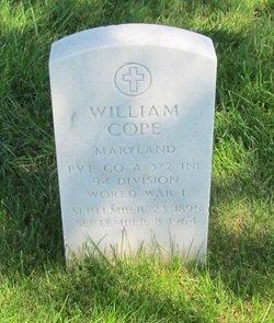 William Cope