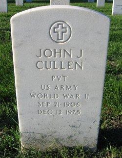 John J Cullen