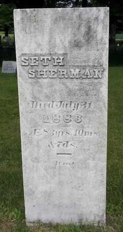Seth Sherman