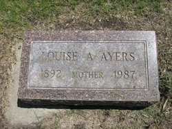Anne Louise <I>Olson</I> Ayers