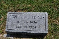 Sophie Ellen Hines