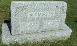 Irene Agnes <I>Wright</I> Wilkinson