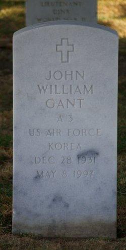 John William Gant