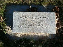 Jesse Neil Brown