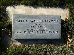 Glen Waslin Brown