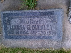 Louise <I>Giles</I> Bulkley