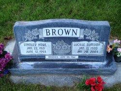 Stanley Howe Brown