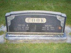 Irene <I>Blanchard</I> Cook