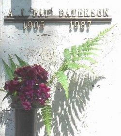 """A J """"Pat"""" Paterson"""
