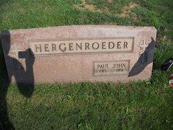 Paul John Hergenroeder