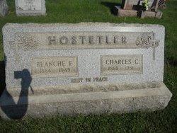 Blanche F Hostetler