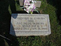 PFC Bernard M Coburn