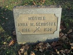Anna M. Schuster