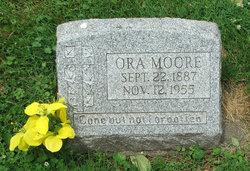Ora <I>Robinson</I> Moore