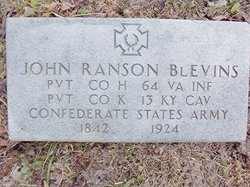 John Ransom Blevins
