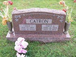 Lily <I>Covington</I> Catron