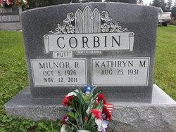 Mary Kathryn <I>Judy</I> Corbin
