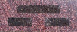 "Harry E. ""Bud"" Anderson"