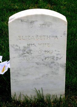 Elizabeth A Sklenka