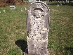 Mary Catherine <I>Studebaker</I> Snider