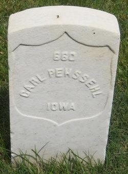 Carl Pehssehl