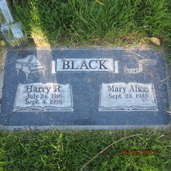 Harry R. Black