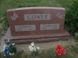 Ellen W <I>Henderson</I> Gower