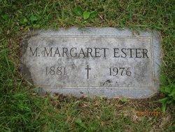 M. Margaret Ester