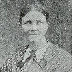 Anna Louisa <I>Svensdotter</I> Ossian