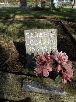 Sarah e Lockard