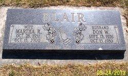 Don William Bartlett/Blair